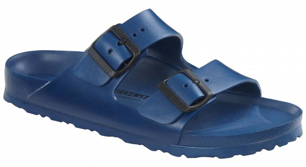 Birkenstock Arizona eva navy, in 2 breedtes