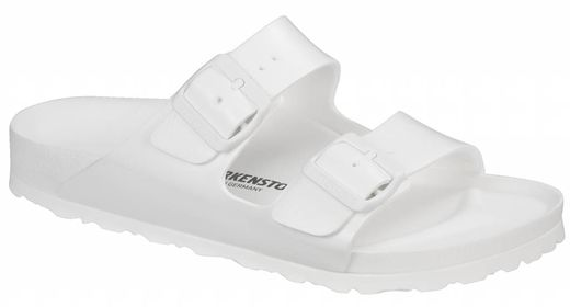 Birkenstock Birkenstock Arizona EVA wit in 2 breedtes