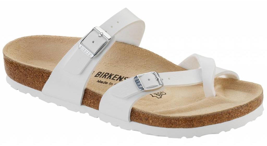Birkenstock Mayari White