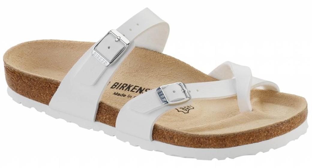 Birkenstock Mayari wit