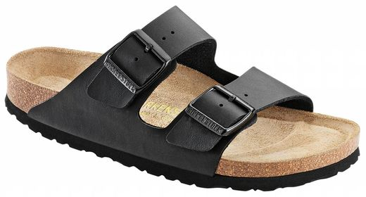 Birkenstock Birkenstock Arizona black with soft footbed