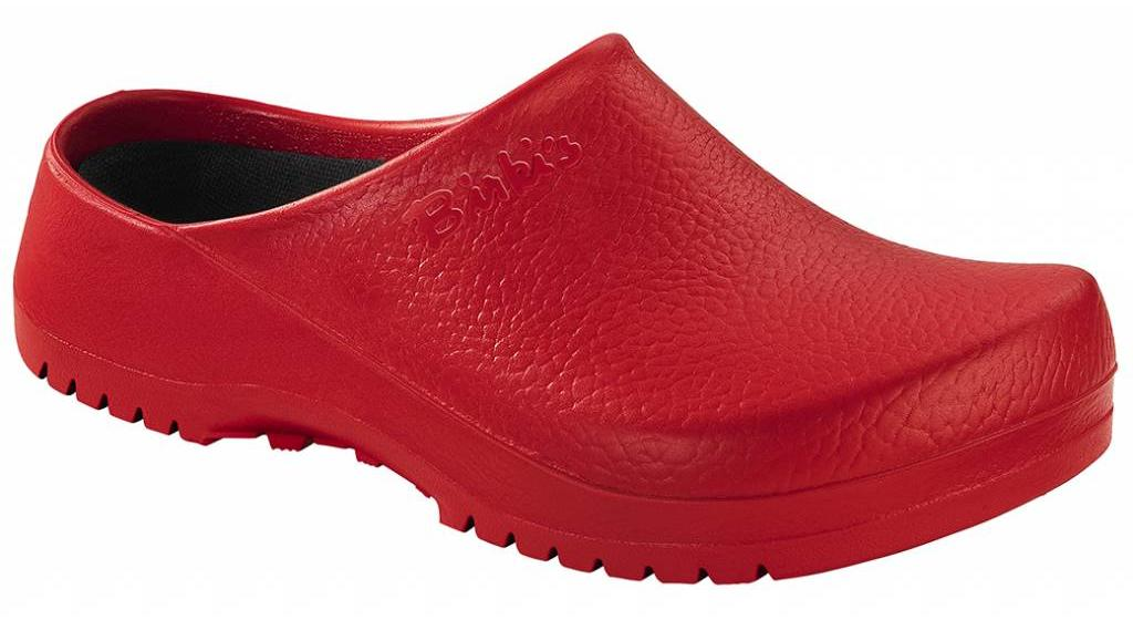 Birkenstock Super Birki rood