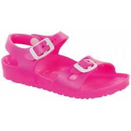 Birkenstock Rio kids eva neon pink