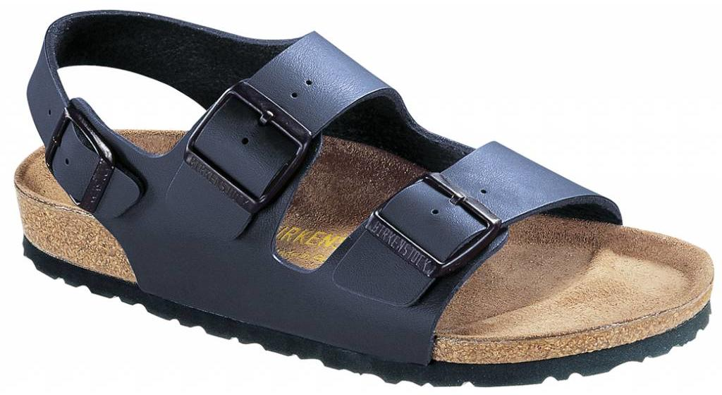 Simple Description Single Strap Sandals From Birkenstock The Madrid Sandals