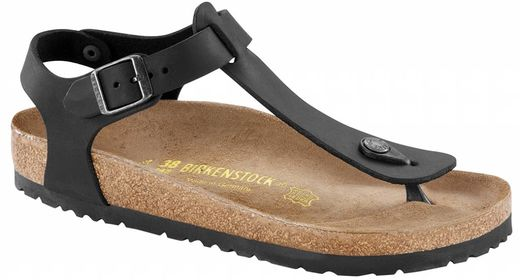 Birkenstock Birkenstock Kairo black oiled leather