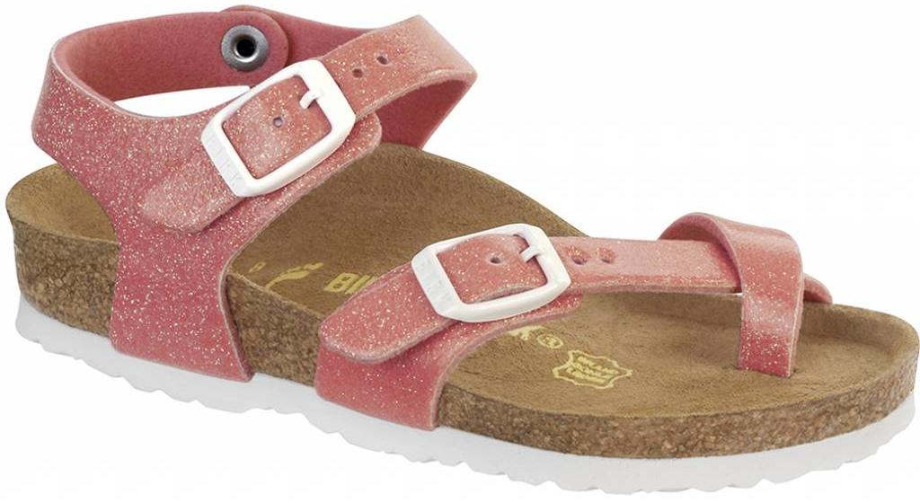 Birkenstock Taormina kids magic galaxy pink