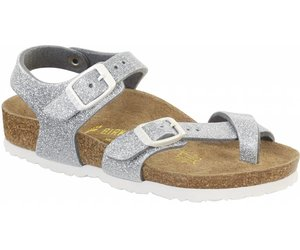 Birkenstock Taormina kids magic galaxy silver - The Sandalsshop d0669e084aa