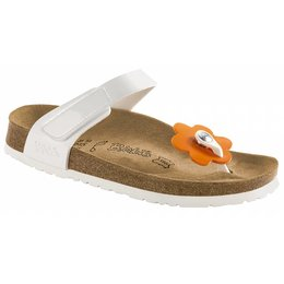 Birkenstock Tofino kids flowers wit lak mix