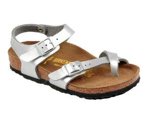 Birkenstock Taormina kids silver - The Sandalsshop c89f0ad4865