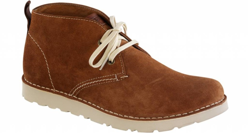 Birkenstock Birkenstock Harris men suede chestnut in 2 widths