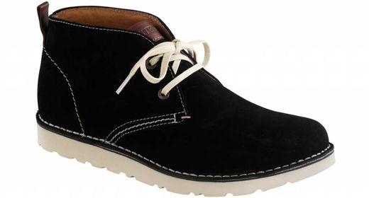Birkenstock Birkenstock Harris men black suede leather in 2 widths