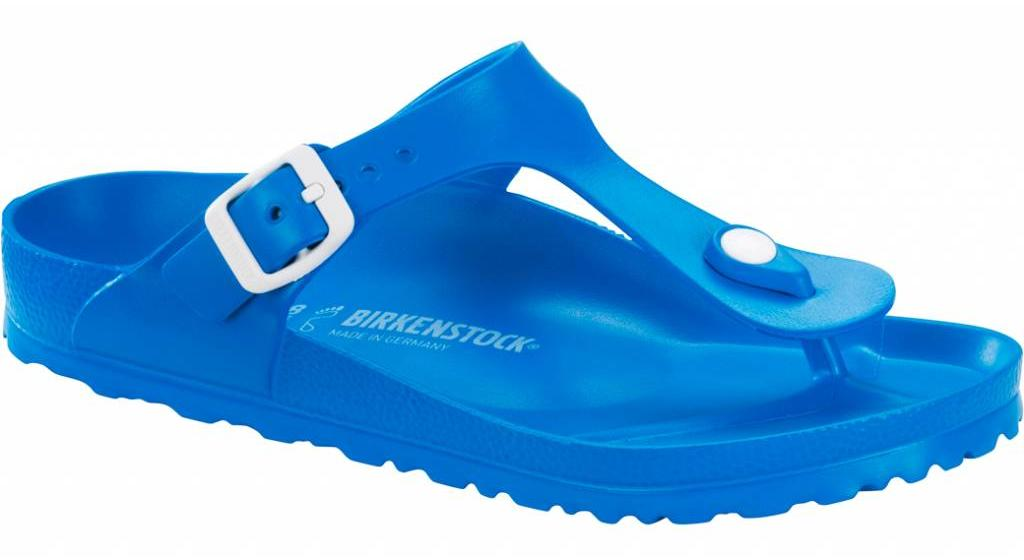 Birkenstock Gizeh eva scuba blue