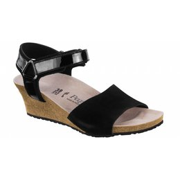Birkenstock Eve black leather