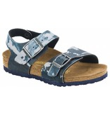 Birkenstock Birkenstock New york kids camo blue