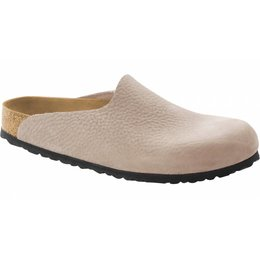 Birkenstock Amsterdam taupe leather