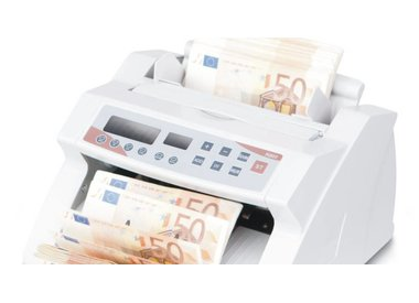Geldprüf- & Zählmaschinen