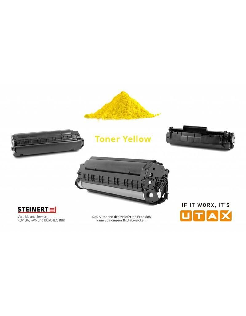 UTAX CK-8512Y Toner Yellow für UTAX 3206ci