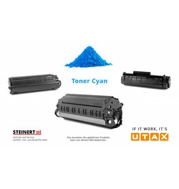 UTAX CK-8512K Toner Cyan für UTAX 3206ci