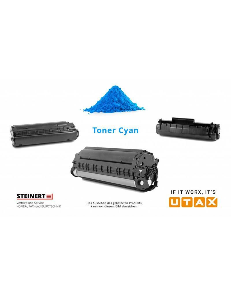 UTAX Toner Kit Cyan P-C2660MFP