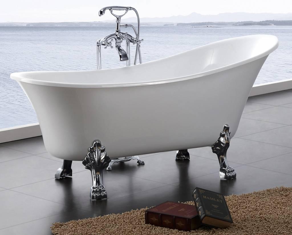 Kleine vrijstaande baden: vrijstaande baden bestel je badkuip ...