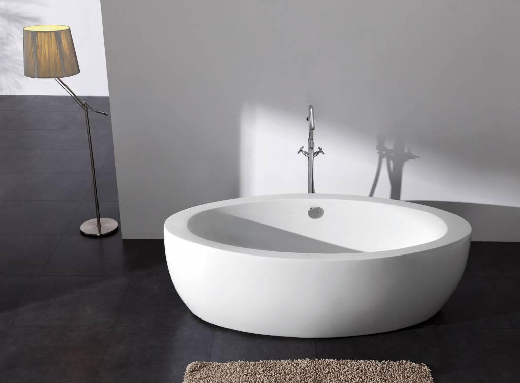 2 Persoons vrijstaand bad