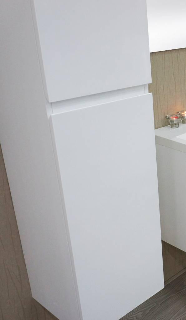 Stunning Kolomkast Badkamer Hoogglans Wit Ideas - New Home Design ...