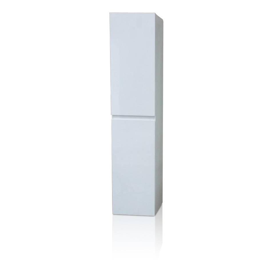 Sem Makalu kolomkast 160x35x35cm wit hoogglans rechts/links ...