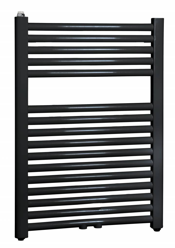 Maxxo Capo designradiator 766x600mm m/o aansluiting antraciet ...