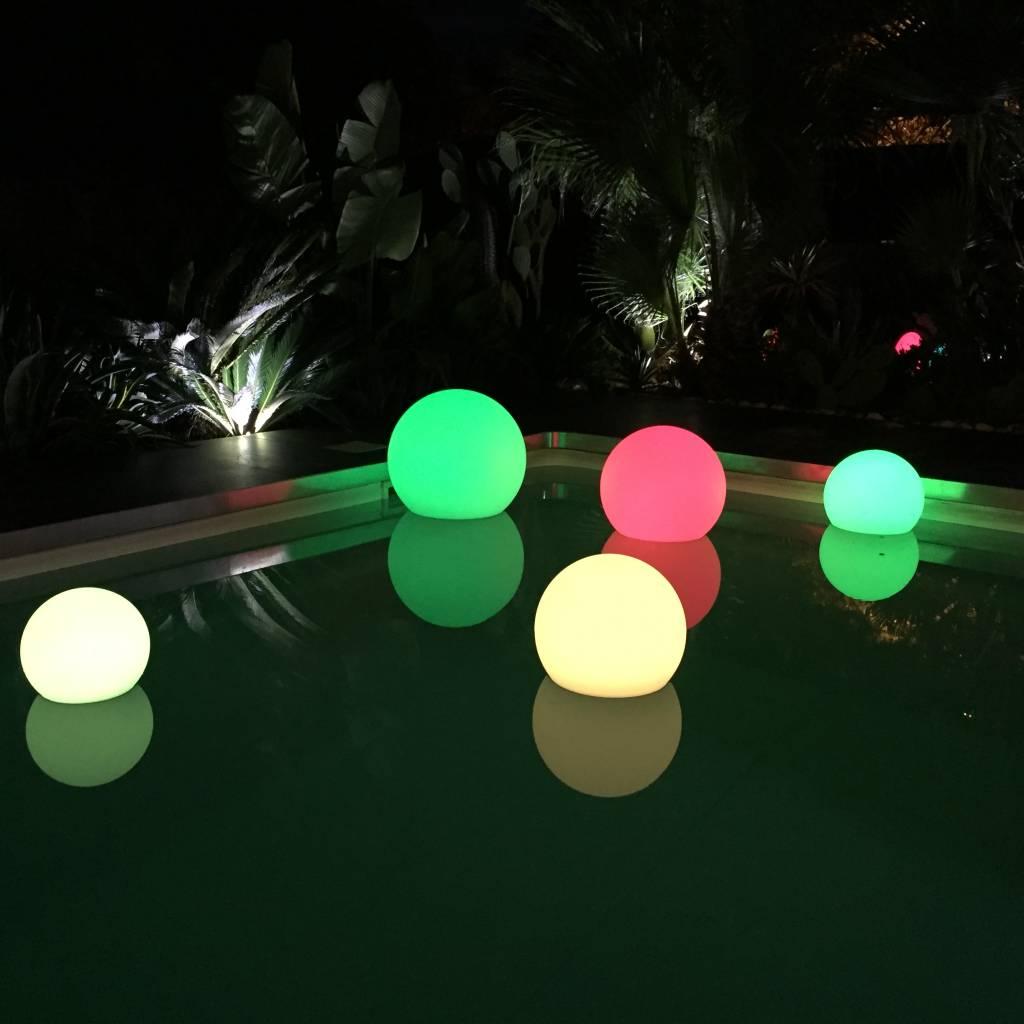 Bol led ambiance verlichting oplaadbaar via inductie for Bol com verlichting