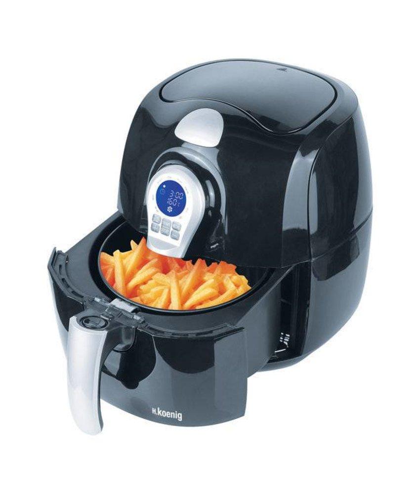 H.KOENIG Hot Air Fryer 2.5 L