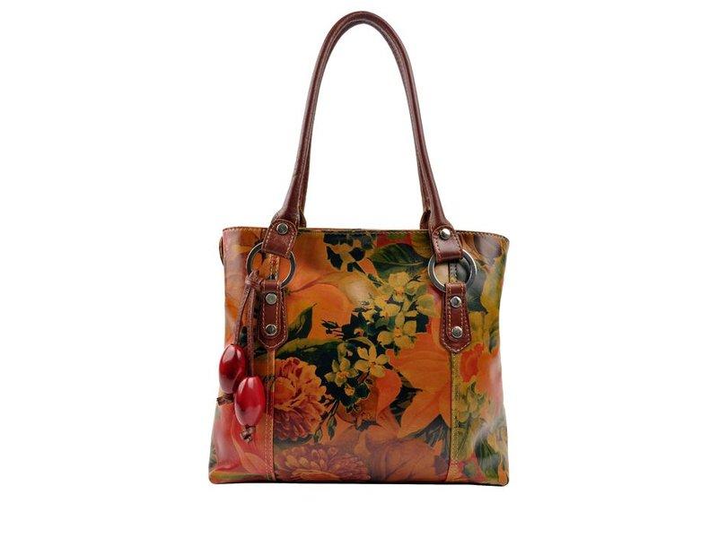 Damare Flor Delfina - shoulder bag -floral print