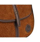 Los Robles Polo Time Monte Castro - crossbody bag -carpincho - brown