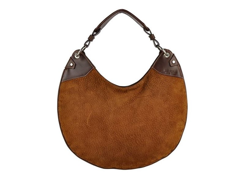 01f5b7237a Los Robles Polo Time La Boca - shoulder bag - carpincho - brown  Carpincho  Capybara ...