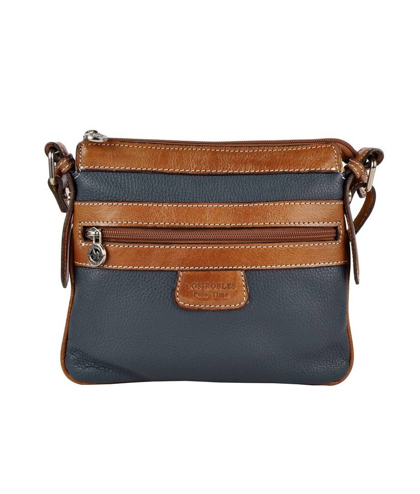 Los Robles Polo Time Caballito - crossbody bag - blue