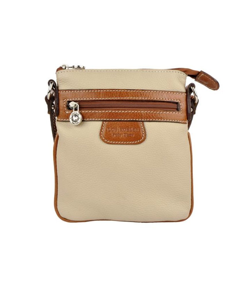 Los Robles Polo Time Santa Rita - crossbody bag - off white