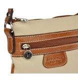 Los Robles Polo Time Santa Rita - crossbody bag - off white
