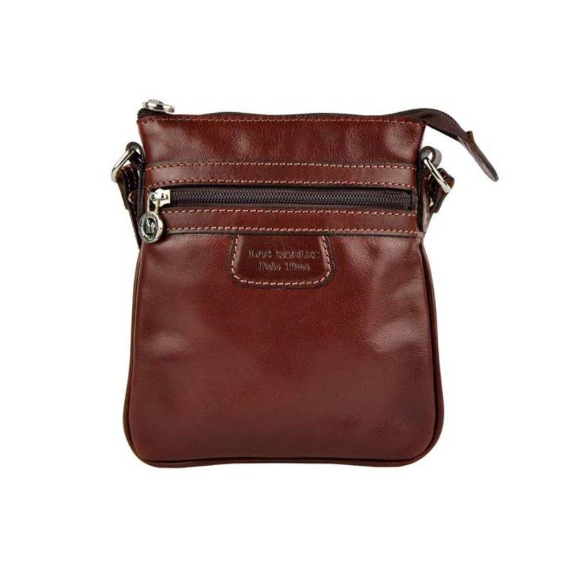 Los Robles Polo Time Santa Rita - crossbody bag - red brown
