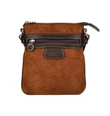 Los Robles Polo Time Santa Rita - crossbody bag - carpincho - brown