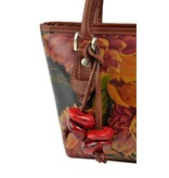 Damare Flor Victoria - handtas - bloemenprint