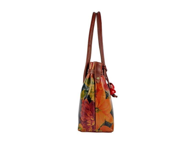 Damare Flor Guadalupe - handbag - floral print