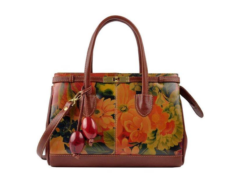 Damare Flor Julieta - handbag - floral print