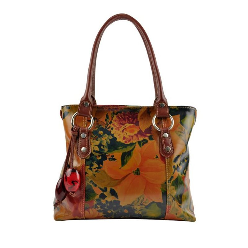 Damare Flor Delfina - shoulder bag -floral print