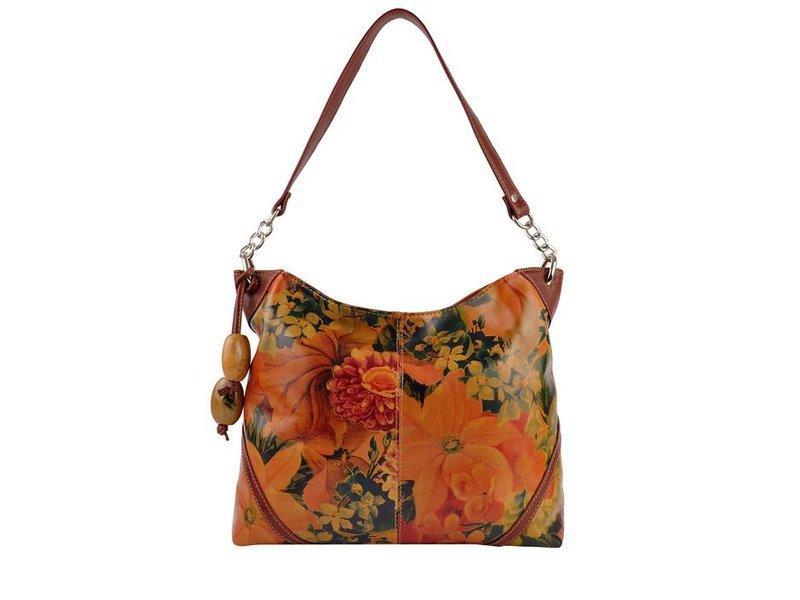 Damare Flor Camila - schoudertas - bloemenprint