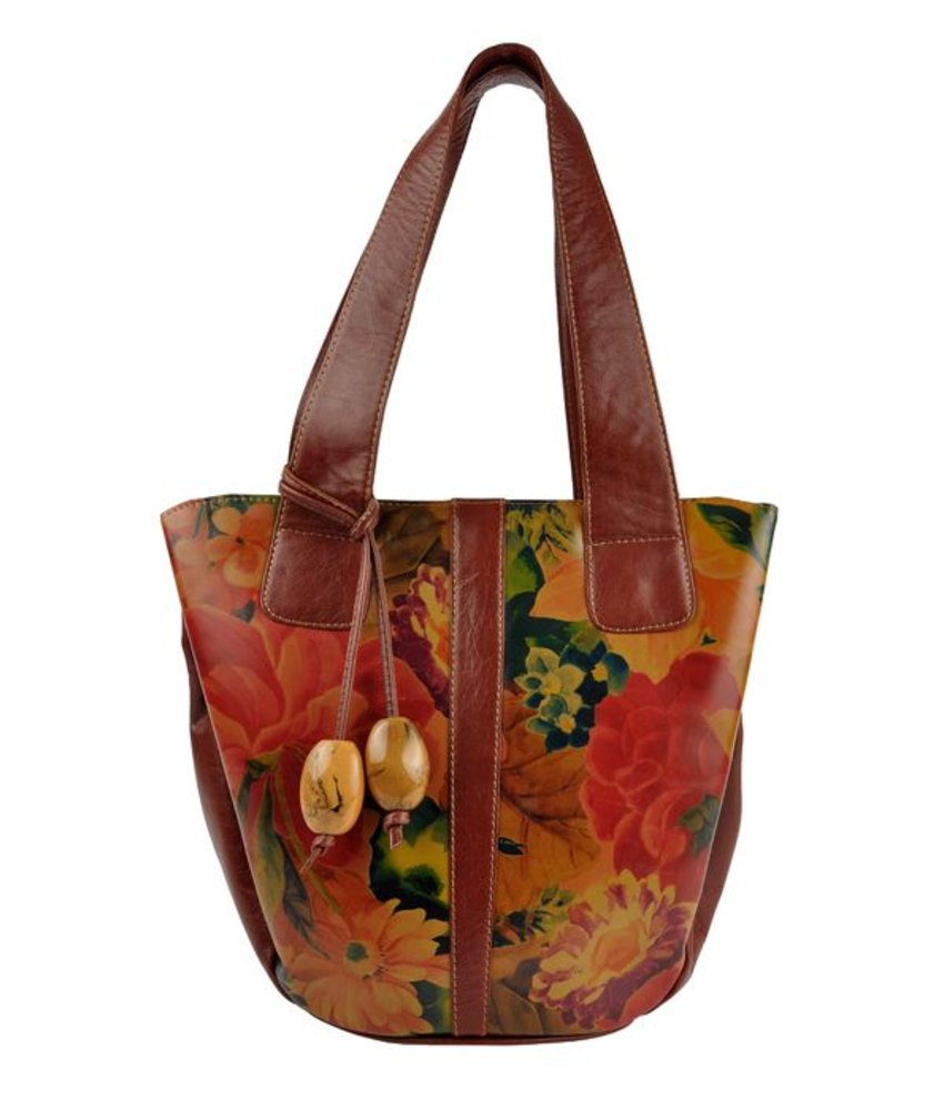 Damare Flor Carmen - shoulder bag - floral print