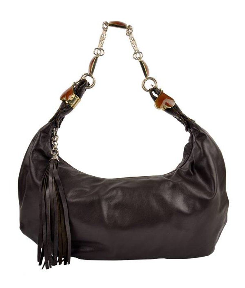 Gabriela Fiori Gabriela Fiori - shoulder bag - Gemas - dark brown