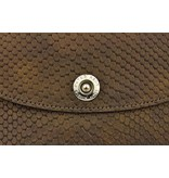 Peter Kent Monti - purse - bronze/green