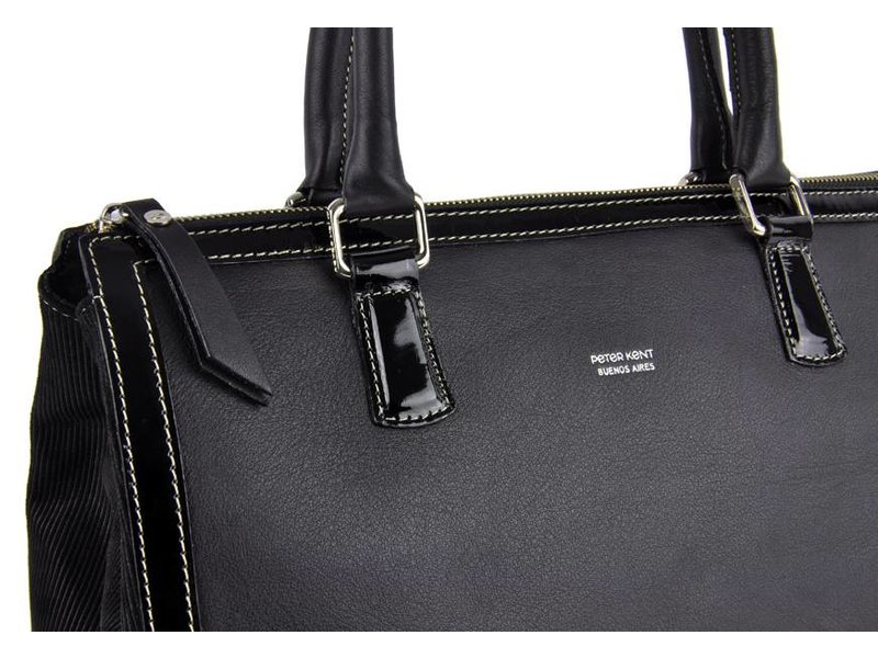 Peter Kent handbag - black