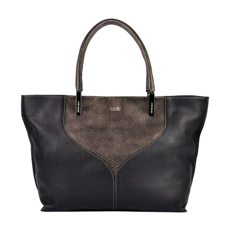 Peter Kent Sevilla - tote bag - black/bronze