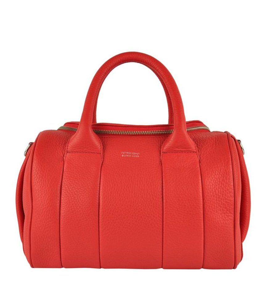 Peter Kent Lyon - handbag - red