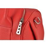 Peter Kent Lyon - handbag - red